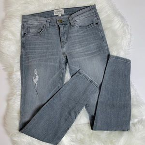 Current Elliott The Ankle Skinny Cheville Jeans 28